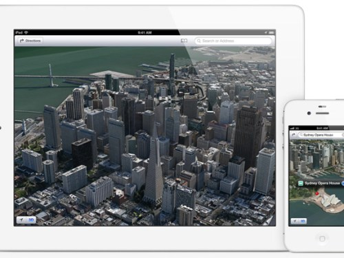 Australian Police Issued Warning To Users Of Apple's Map App