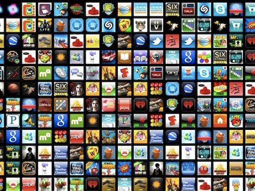 Apple: New iOS Apps (December 10, 2012)