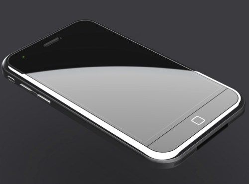The new iPhone in production according to sources