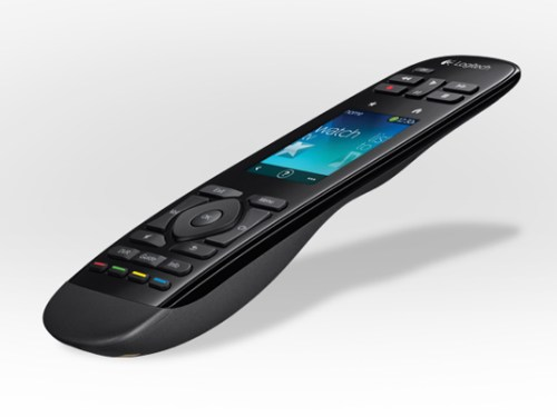 Logitech Launches New Logitech Harmony Touch Remote