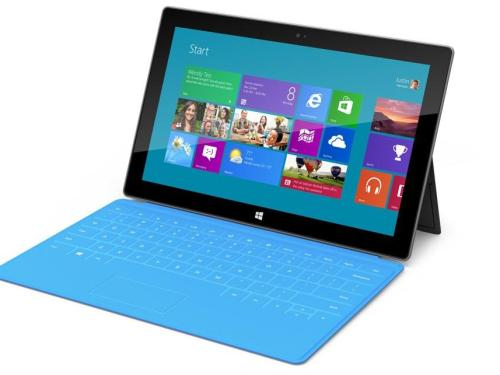 Ballmer: Sales Of Microsoft's Surface RT Tab 'Modest'