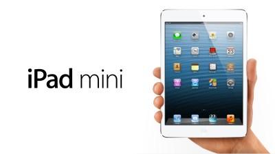 Wistron to Start Producing iPad mini OEM 2014
