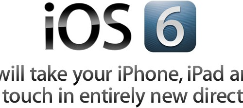 iOS 6 beta 3 is now available to developers