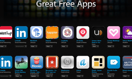New iOS Apps on App Store