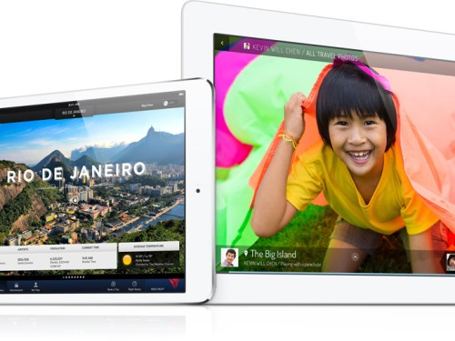 Report: Next-generation 9.7-inch iPad to have GF2 Touch; Making it Thinner and Lighter
