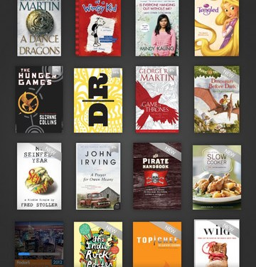 Amazon Kindle App for iOS Updated with New Accessibility Features for Blind and Visually Impaired Customers