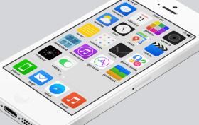 iOS 7 Redesigned
