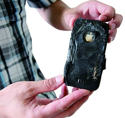 Chinese Man iPhone 4 has Reportedly Exploded Under his Pillow
