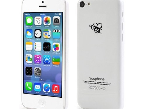 If You Can't Afford Apples iPhone 5C for $550; Get a Goophone i5C for $99