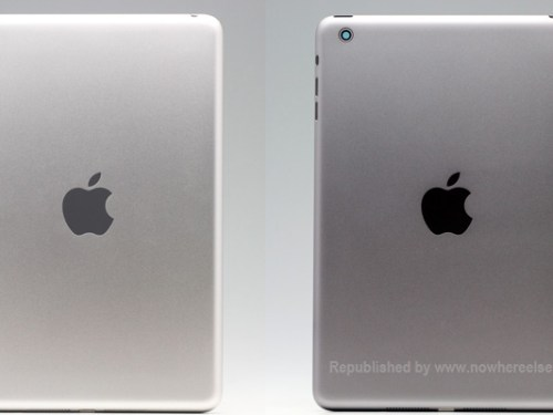 Leaked Photos Suggest iPads to Come in New Colors