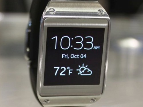 Samsung Introduces GALAXY Gear, A Wearable Mobile Communications Device