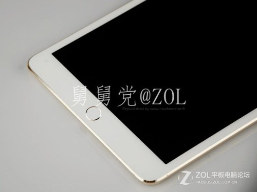 Will Apple Launch A Gold iPad mini 2 with Touch ID?