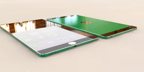 Apple Files For Transparent Texting Patent; New iPhone 6 Concept