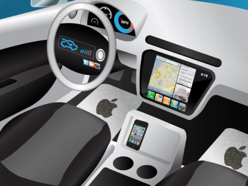 Financial Times and Rueters Are Reporting That Apple Might Be Working On A Car After All