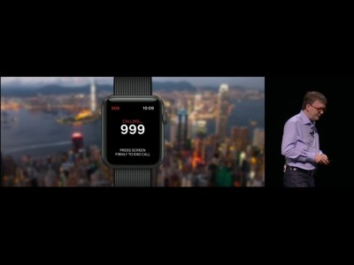 WWDC 2016: watchOS 3 [Photos]