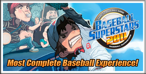 Free Amazon App of the Day: Baseball Superstars 2011