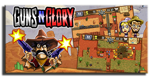 Free Amazon App of the Day: Guns 'n 'Glory