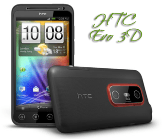 HTC Evo 3D The Tech Temple