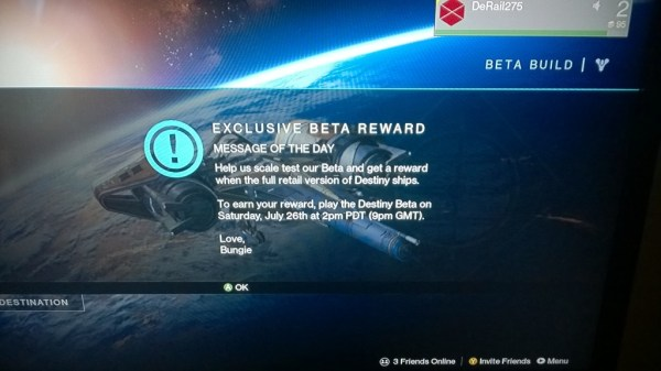 the tech temple wisemanwhite shows beta preview for destiny