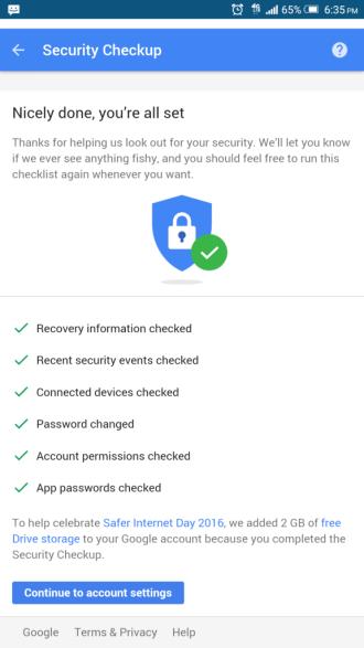 Google Drive Free 2 GB the tech temple wisemanwhite