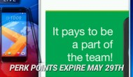 HTC Perk Points Set to Expire