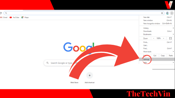 remove gmail account from list