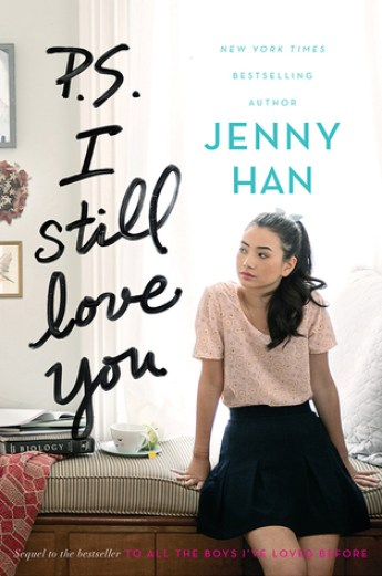Cover of P.S. I Still Love You by Jenny Han
