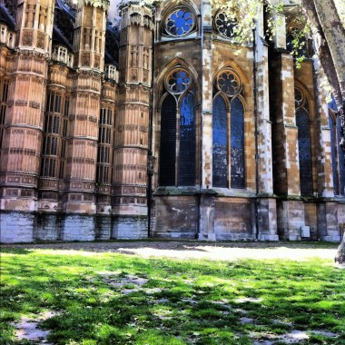 Lady Chapel and Abbey