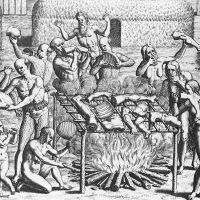 Cannibals on crusade - eating flesh in the Middle Ages