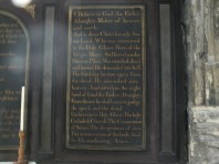 17th century Protestant addition
