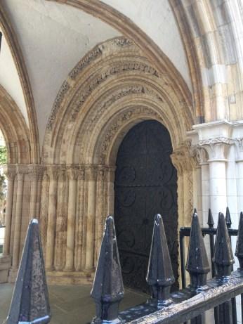 Knight Templar church in London
