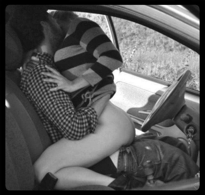 Car Sex with Hailey