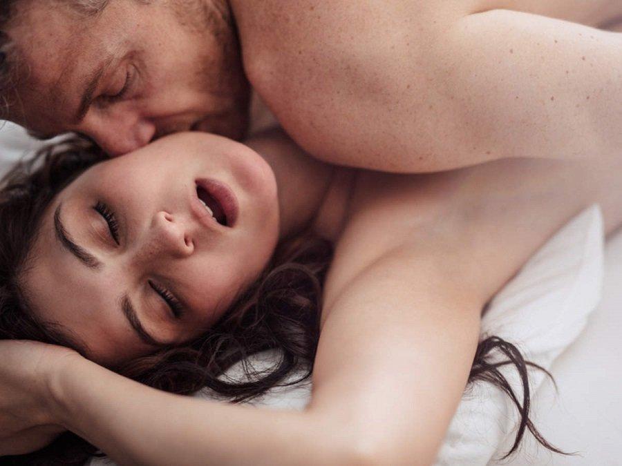 Passionate phone sex