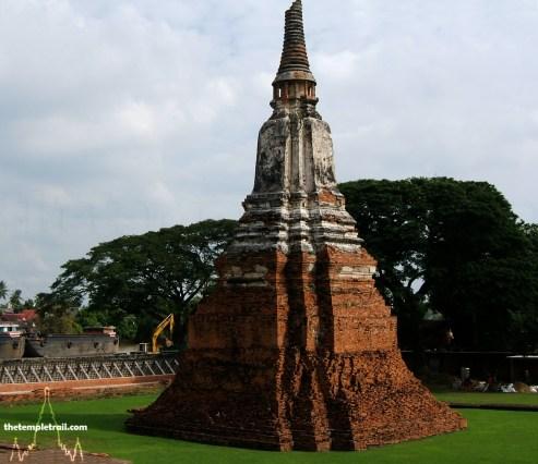 Wat Chai Watthanaram, Ayutthaya