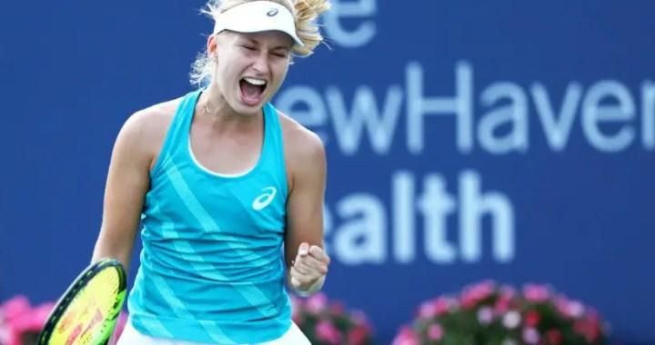 Daria Gavrilova: I can challenge the best