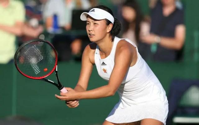 Peng Shuai received a wild card for the tournament in Shenzhen
