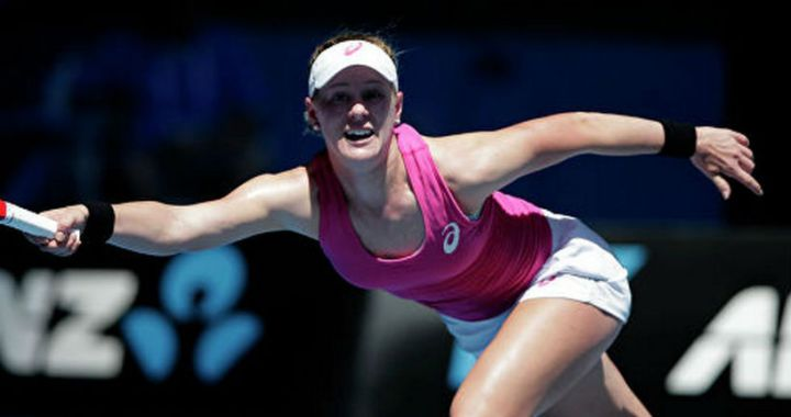 Alison Riske will play in the semifinals of the tournament in Shenzhen