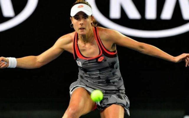 Alize Cornet: Venus feels great game and adds at the right moments