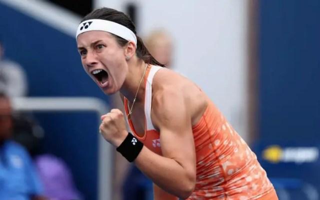 Anastasia Sevastova continues performance in Brisbane