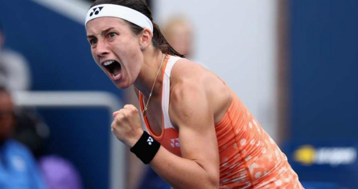 Anastasia Sevastova continues performance in Brisbane