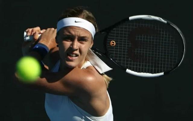 Anna Schmiedlova: I still can not believe that I could reach the final
