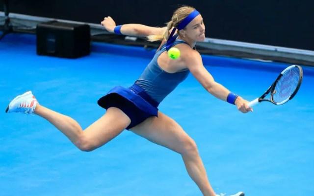 Hobart Sofia Kenin won first career title