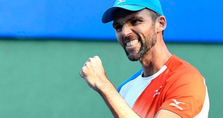 Ivo Karlovic became a finalist in Pune