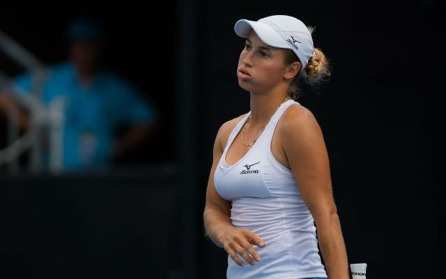 Yulia Putintseva lost in the first round of the tournament St. Petersburg Ladies Trophy