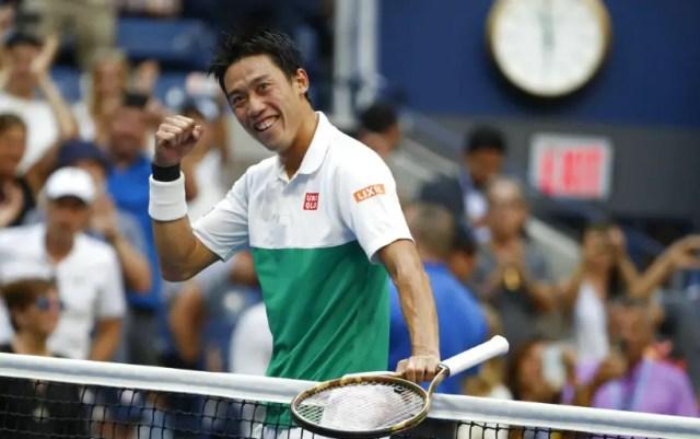 Kei Nishikori continues performance in Brisbane