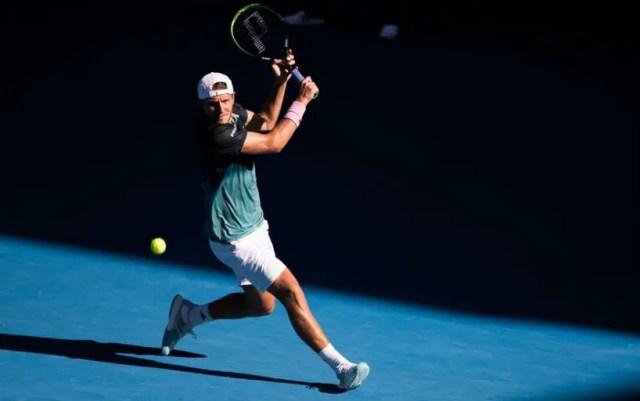 Lukas Puille: Djokovic gave me no chance