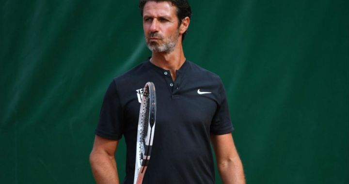 Patrick Muratoglou: It's cool that I influence the history of tennis