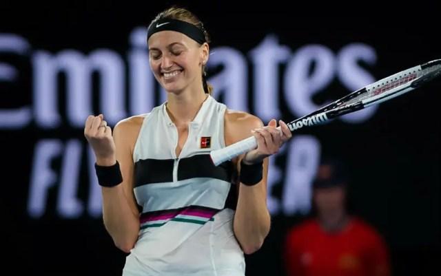 Petra Kvitova: I'm glad to reach the final
