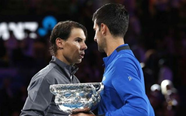 Rafael Nadal: I do not doubt that Djokovic is better than me