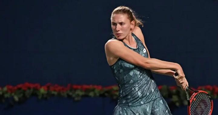 Shenzhen. Ekaterina Aleksandrova lost to Aryna Sabalenka